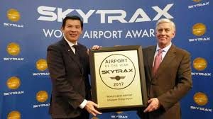 Singapore's Changi Airport Named World's Best Airport for 5th Consecutive Year