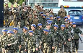 South Korea and United States Begin Annual Military Drill Foal Eagle