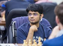 Srinath Narayanan is all set to become India's 46th Grandmaster in Chess