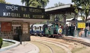 Suresh Prabhu Launches High Speed Internet Service at National Rail Museum