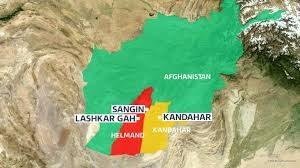 Taliban captures crucial southern Afganistan city Sangin