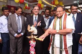 Vijaya Bank opens its 2,000th branch in Tirupati
