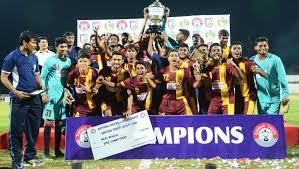 West Bengal Beats Goa to Win 71 Santosh Trophy