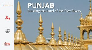 Arjun Gaind launches His Book 'Building the land of five rivers'