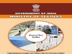 Govt launches PowerTex India scheme for powerloom sector