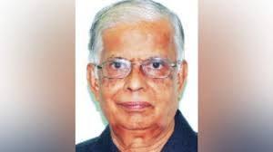 Gururaja Bhat Award conferred on historian A.V. Narasimha Murthi