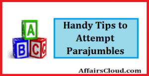 Handy Tips to Attempt Parajumble