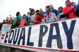 Iceland is set to mandate equal pay for men and women