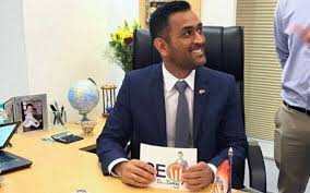 Indian Cricketer MS Dhoni named CEO of Gulf Oil for 1 day