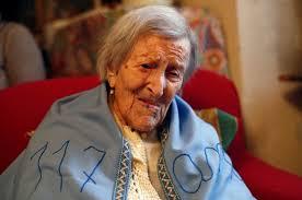 Italian Emma Morano last known survivor of 19th Century dies