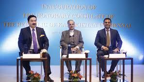 Kazakhstan opens consulate in Chennai