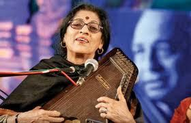Kishori Amonkar a Hindustani classical vocalist passed away