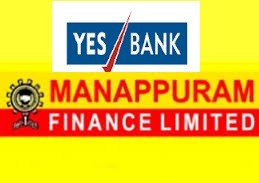 Manappuram Finance launched co-branded prepaid cards with Yes bank