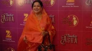 Moushumi Chatterjee gets BFJA lifetime achievement award