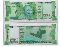 New Rs 200 denominated notes proposal cleared by RBI