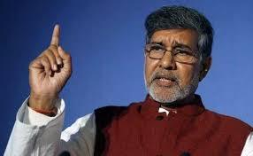P C Chandra Puraskaar awarded to Kailash Satyarthi