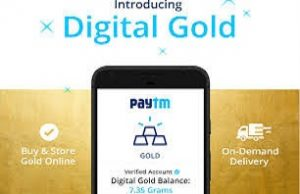 Paytm Launches Digital Gold, Makes Gold Investment Digital