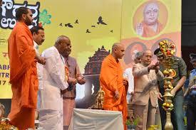 President Pranab Mukherjee inaugurates Kempegowda festival in Delhi
