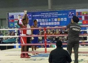 Boxer Shyam Kumar wins gold at Thailand International
