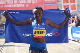 Three world records held by Jepkosgei at Prague Half Marathon