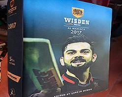 Virat Kohli named Wisden's Leading Cricketer in the World for 2016