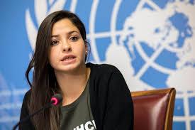 Yushra Mardini appointed UNHCR goodwill ambassador