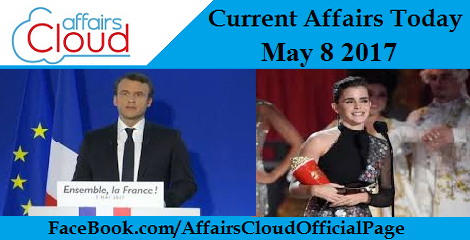 Current Affairs May 8 2017