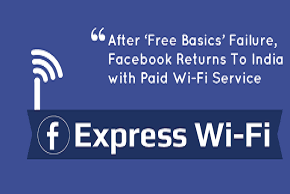 Facebook launches Express WiFi in India