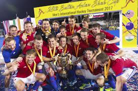 Great Britain wins Sultan Azlan Shah Cup beating Australia; India finishes third