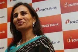 ICICI Bank Chief Chanda Kochhar receives 'Woodrow Wilson Award' for global corporate citizenship