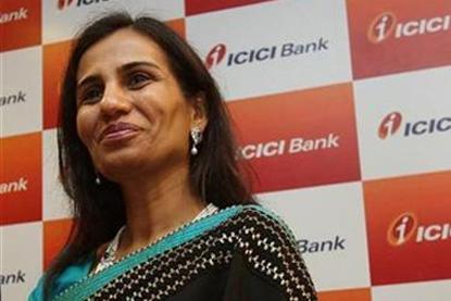 ICICI Bank Chief Chanda Kochhar receives 'Woodrow Wilson Award' for global corporate citizenship