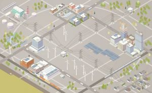 IIEST creates India's first smart grid project