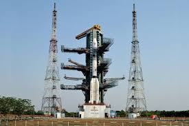 Indian GSLV Rocket lifts off successfully with South Asia Communications Satellite