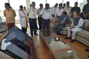 Jaitely launches Aeronautical Test Range in Karna