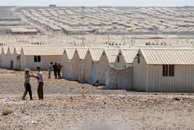 Jordan's Azraq becomes world first clean energy refugee camp