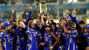 Mumbai Indians win IPL title for third time
