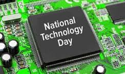 National Technology Day - May 11, 2017