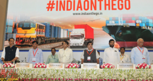Nitin Gadkari inaugurates India Integrated Transport and Logistics Summit 2017 in New Delhi