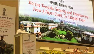 PM Modi launches integrated case management system of Supreme Court in presence of CJI