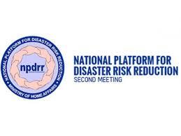 Rajnath Singh inaugurates 2nd NPDRR meeting in Delhi