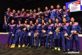 South Korea defeat China to win 2017 Sudirman Cup