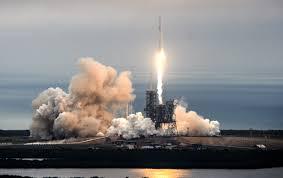 SpaceX launches Inmarsat communications satellite