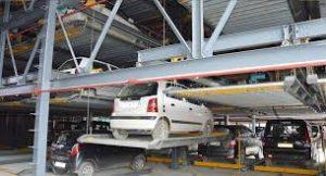Srinagar gets first semi-mechanised Car parking facility