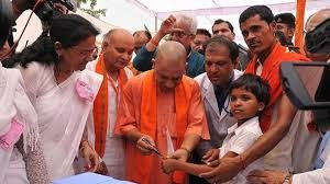 Uttar Pradesh government launches JE vaccination drive in 38 districts