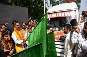 Uttar Pradesh launches ambulance service to rescue ill or injured cows