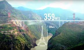 World's highest rail bridge taller than Eiffel Tower on Chenab to be completed in two years