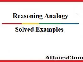 reasoning-analogy