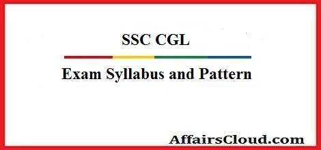 Exam Syllabus and Pattern