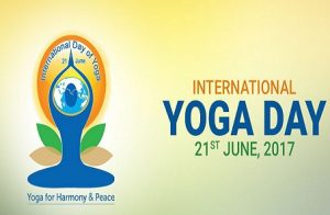 3rd International Yoga Day celebrated on June 21 2017
