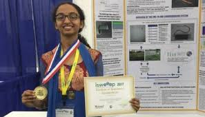 Bengaluru girl, Sahithi Pingali to get planet named after her for research, app on lake pollution